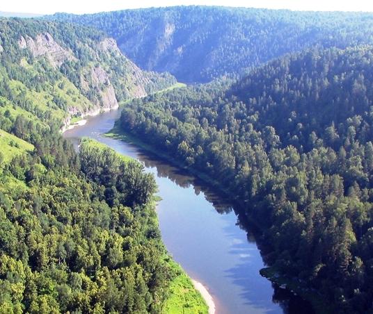 реки картинка