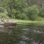 Первый российско-белорусский рыбоохранный рейд