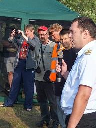 Новгородские порыбалки-2013. Фото пресс-службы СЗТУ