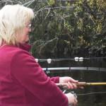 Рыбалка на реке Коламбия